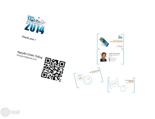 [Vietnam Mobile Day 2014] Thanh toán mobile, hiện tại và xu hướng- Nguyễn Chiến Thắng - CEO- MPay