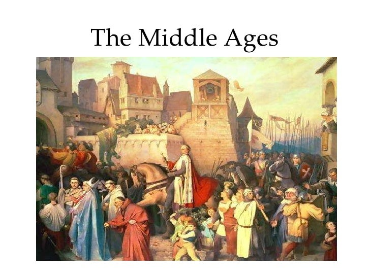 the middle ages - photo #3