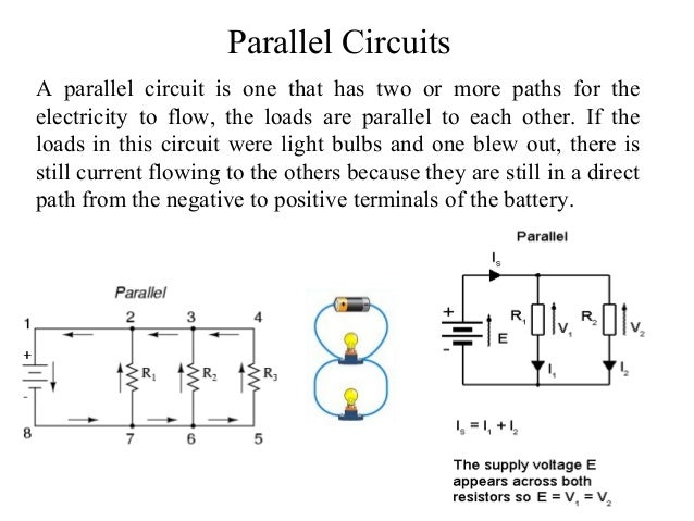 parallel circuits meaning - 28 images - transfer of energy ...