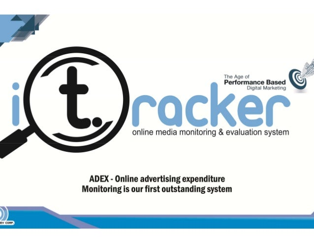 CONTENT I. HOW IS CURRENT MEDIA PLANNING? II. WHAT IS ITRACKER? III. WHAT DOES ITRACKER PROVIDES? IV. HOW DOES ITRACKER SU...