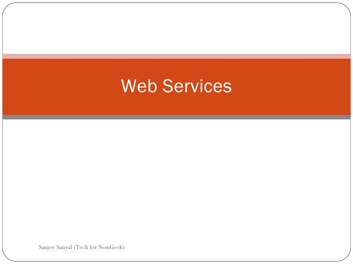 Topic5 Web Services
