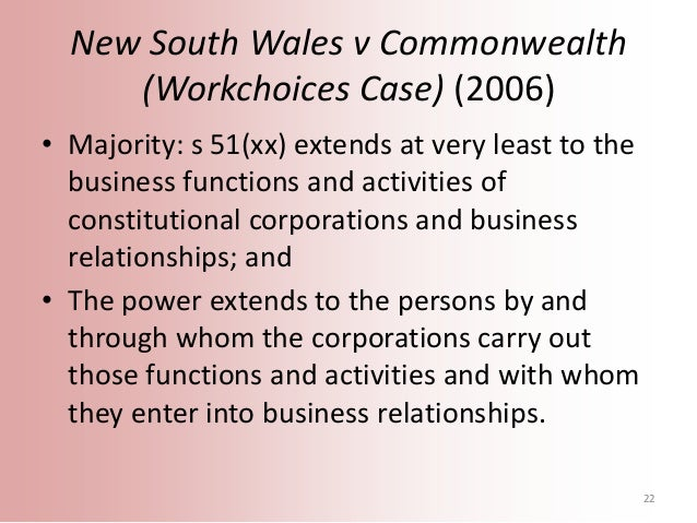australian corporations law This q&a gives an overview of the key issues in establishing a business in australia,  general corporate and corporations law advice.