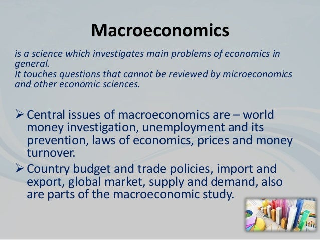 What is a good macroeconomic topic to write a paper on?