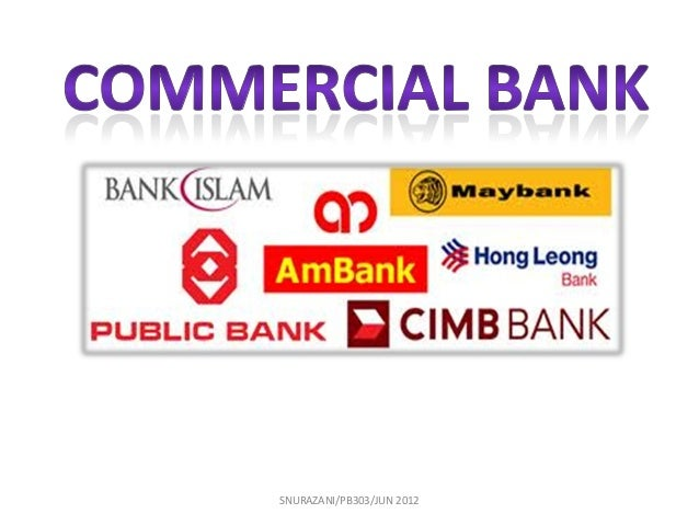 a look at the composition and roles in a typical commercial bank Commercial bank: definition, function, credit creation and significances meaning of commercial banks : a commercial bank is a financial institution which performs the functions of accepting deposits from the general public and giving loans for investment with the aim of earning profit.