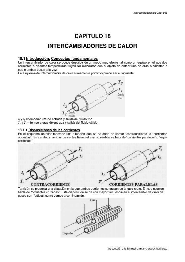 Intercambiadores de Calor 663                                          CAPITULO 18                      INTERCAMBIADORES D...
