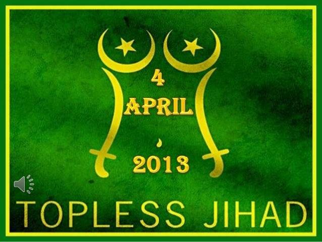 Topless jihad (v.m.)