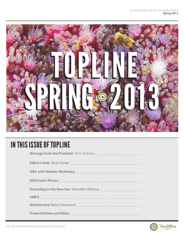 Topline spring2013 new
