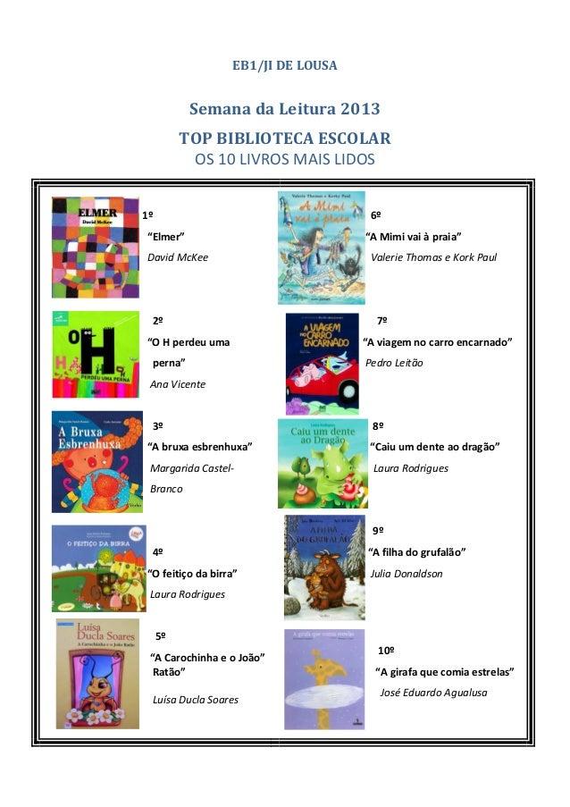 Top livros lidos_cartaz_lousa