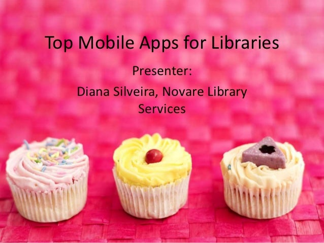 Top Mobile Apps for Libraries