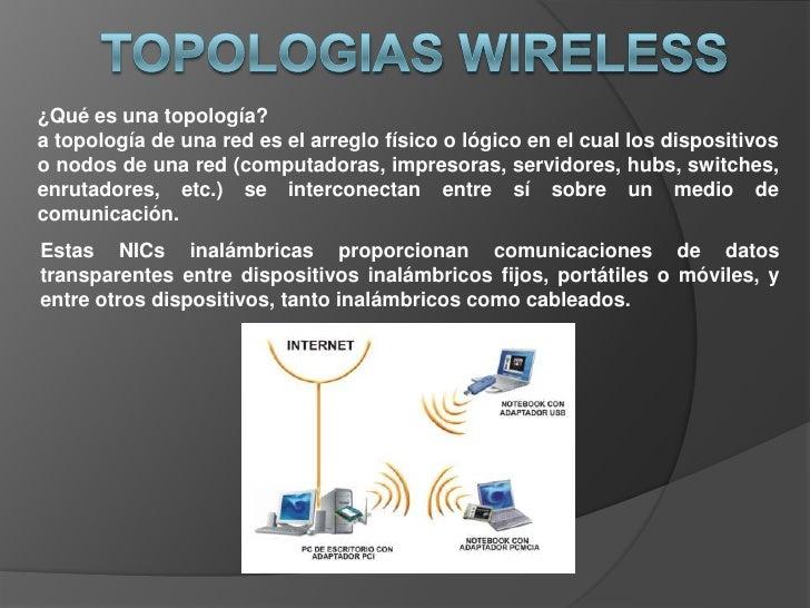 ¿Qué es una topología?a topología de una red es el arreglo físico o lógico en el cual los dispositivoso nodos de una red (...