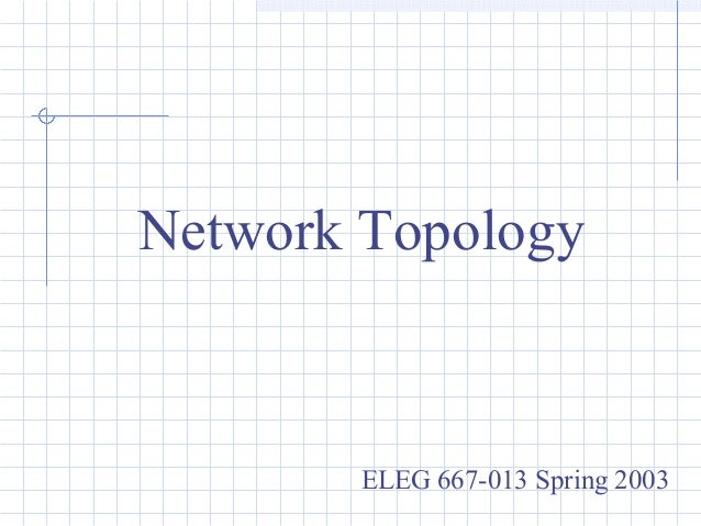 Topology ppt