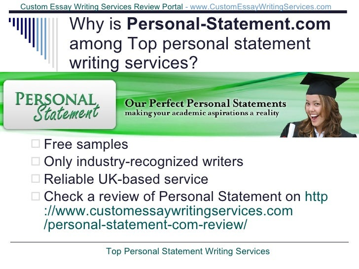 Reach Your Fullest Potential With Personal Statement Writing Help