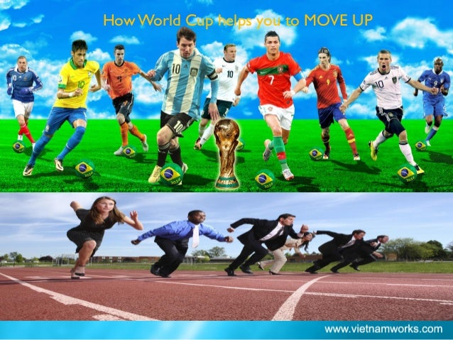 How #WorldCup Helps You To #MoveUp