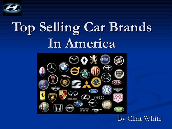 top selling car brands in america. Black Bedroom Furniture Sets. Home Design Ideas