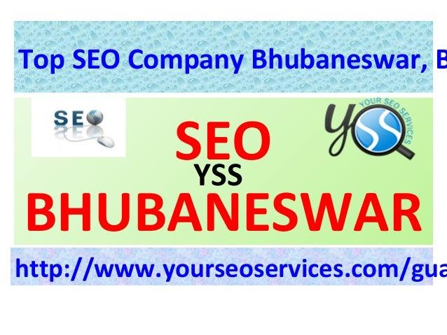 Top seo company bhubaneswar, best seo services   yss