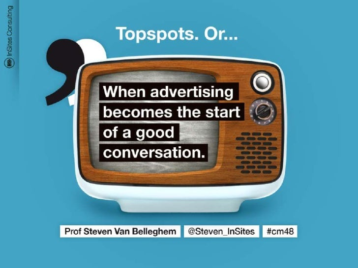Tv advertising, brand activation & sales impact