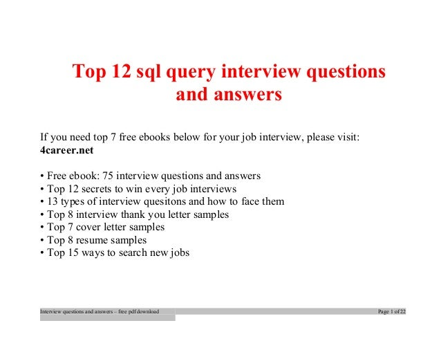 Can you use a question in your query?