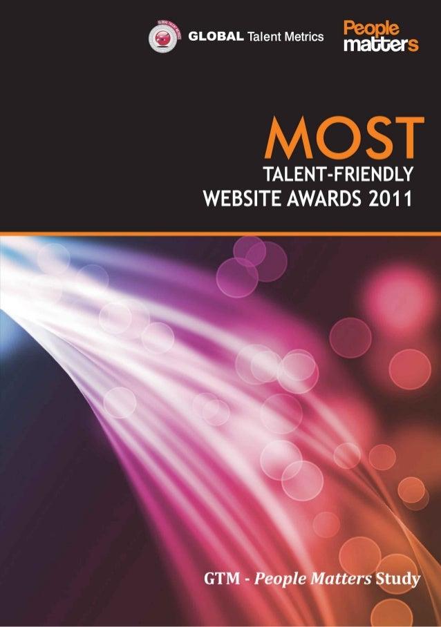 Top Talent Friendly Website