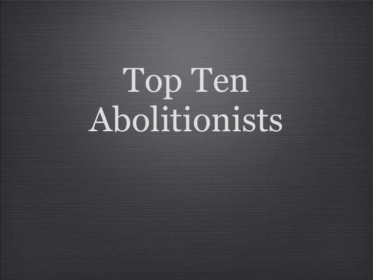 abolitionists summary American experience: the abolitionists is a compelling, 3-part series on the rise, fracturing, decline, resurgence and ultimate triumph of the movement to make all americans free.