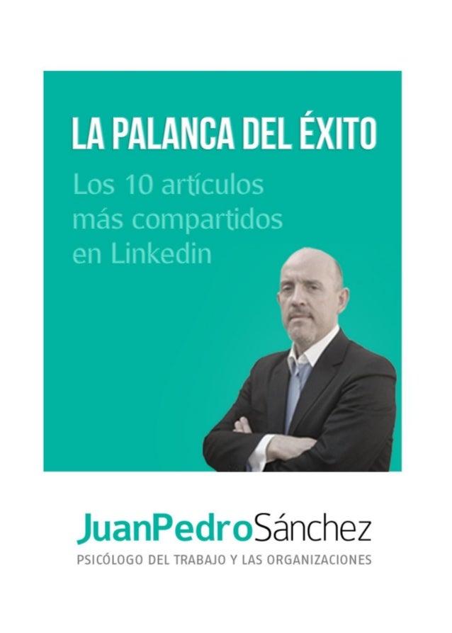 "Ebook Top ten blog  ""La Palanca del Éxito"""