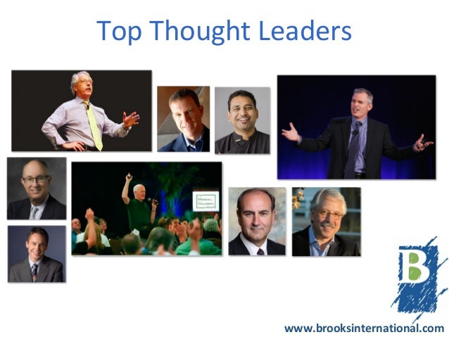 Top Thought Leaders