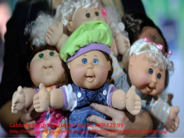 Cabbage Patch Kids, JAKKS Pacific, RRP £29.99(http://news.bbcimg.co.uk/media/images/63839000/jpg/_63839984_63839983.jpg)