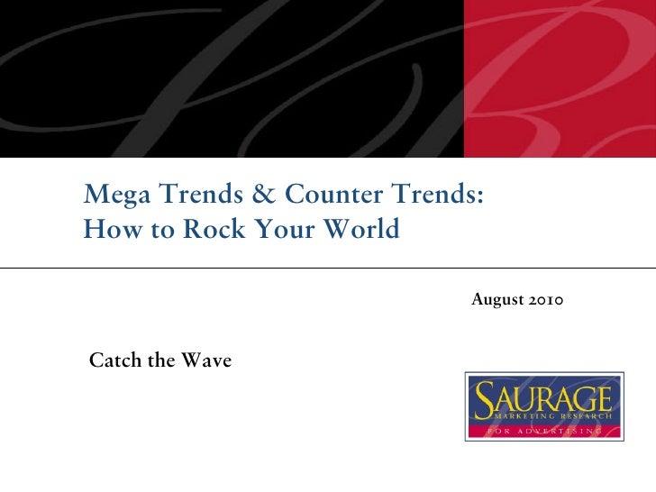 Top Trends 2010