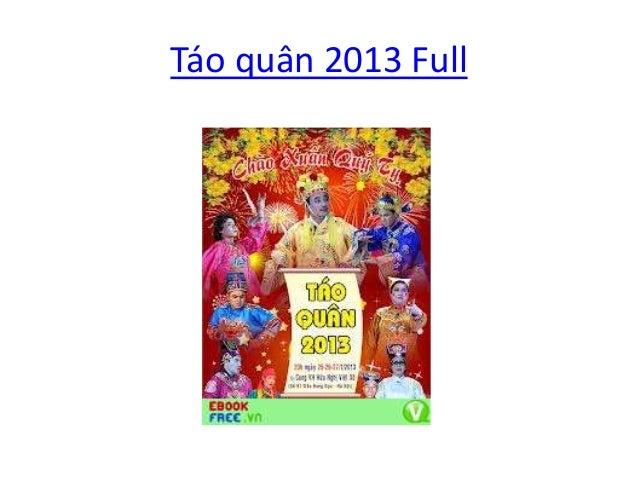 Táo quân 2013 Full