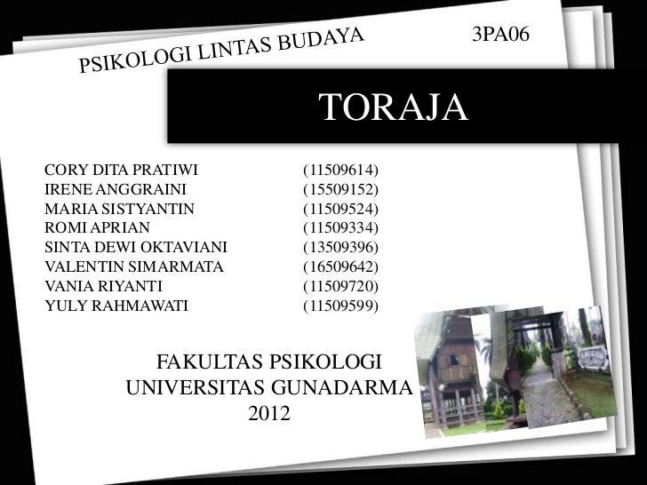 Toraja (presentasi)