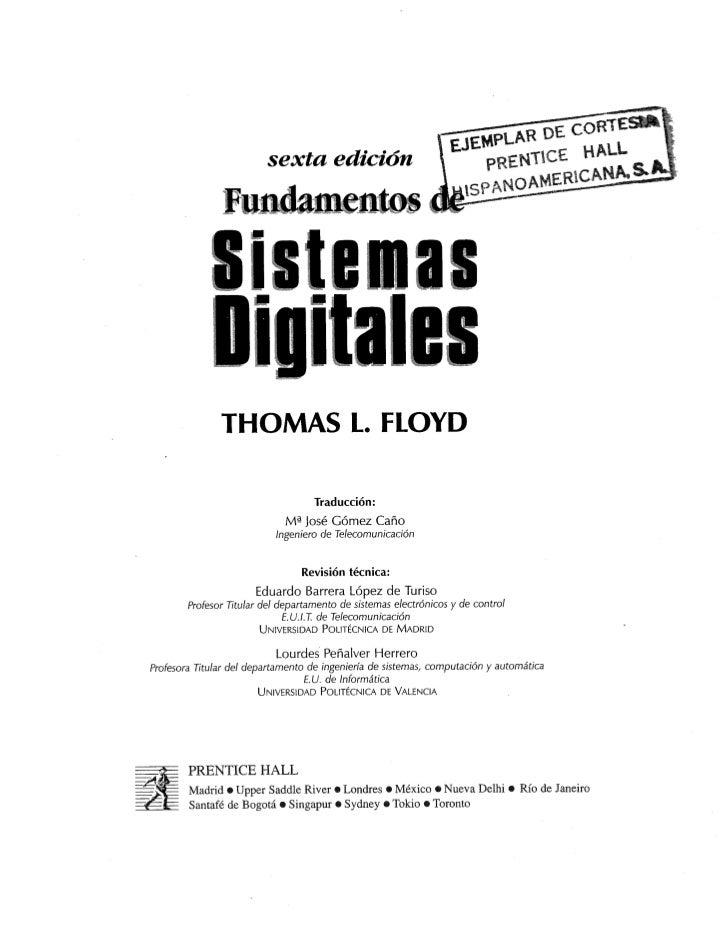 libro de fundamentos de sistemas digitales