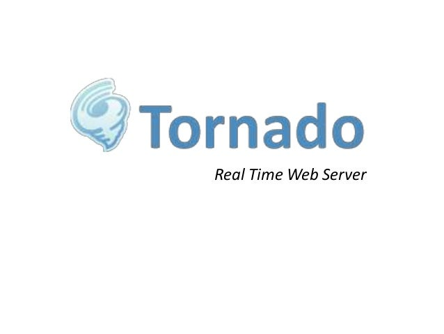 Real Time Web Server