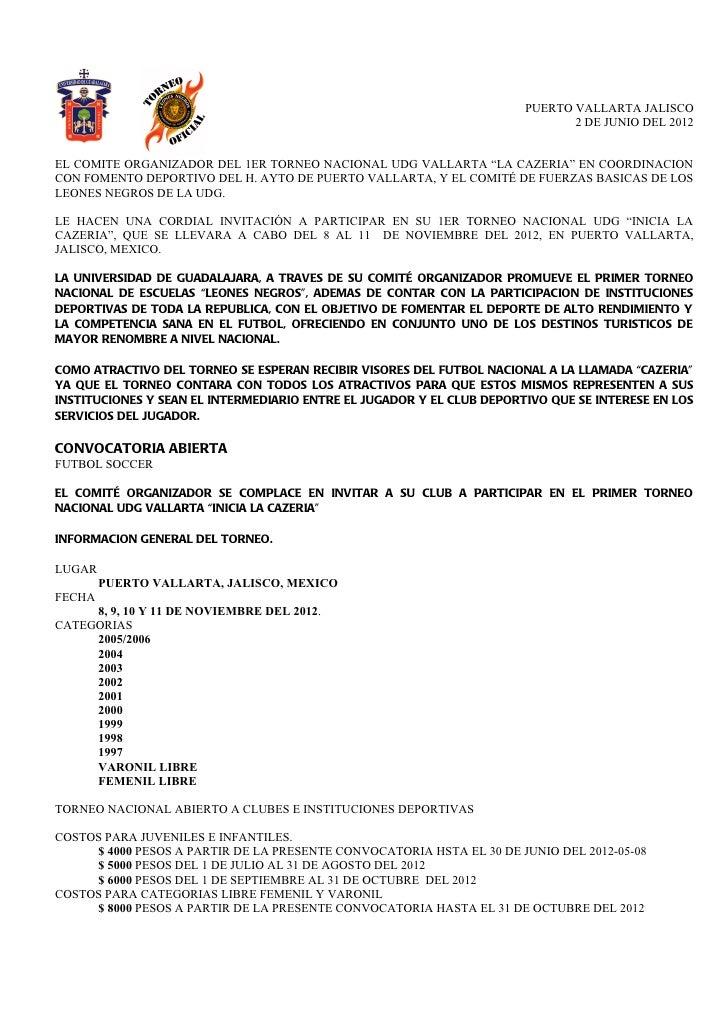 PUERTO VALLARTA JALISCO                                                                              2 DE JUNIO DEL 2012EL...