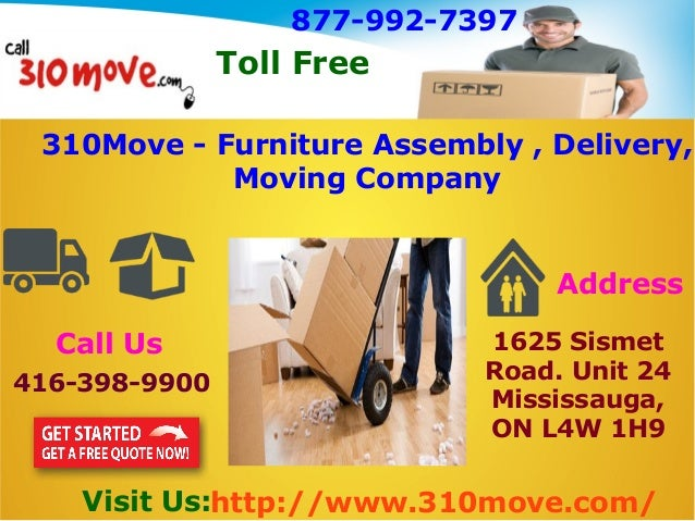 Toronto movers affordable moving furniture delivery for Affordable furniture delivery