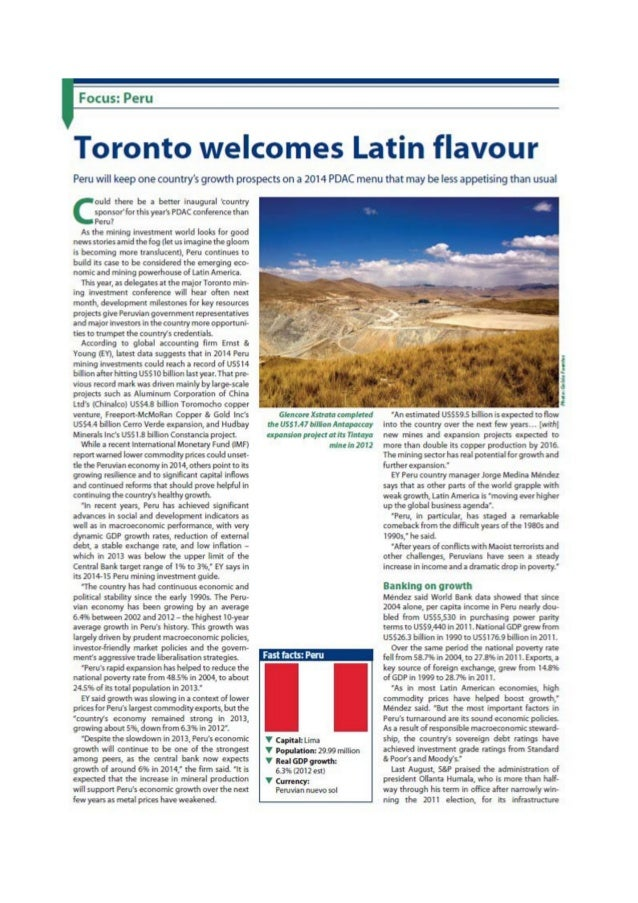 Toronto welcomes Latin flavour