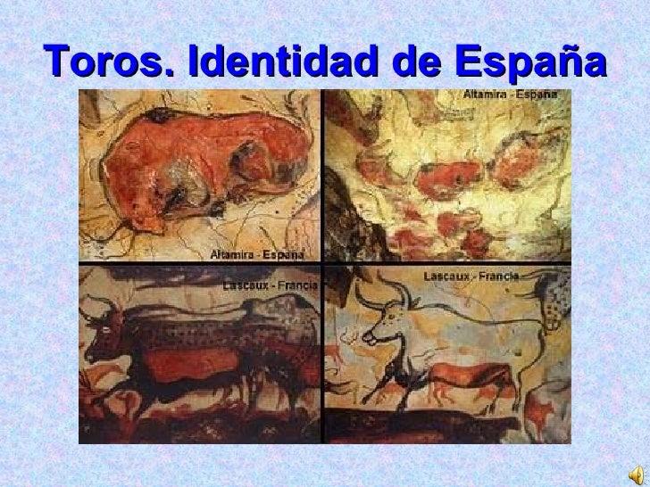 Toros. Identidad de España