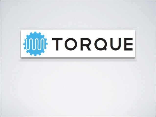 WHO IS TORQUE DIGITAL MARKETING? •  A collection of Digital Advertising Consultants that want the best for your business....