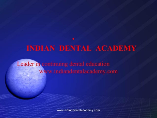 Torque in p.e.a   /certified fixed orthodontic courses by Indian   dental academy