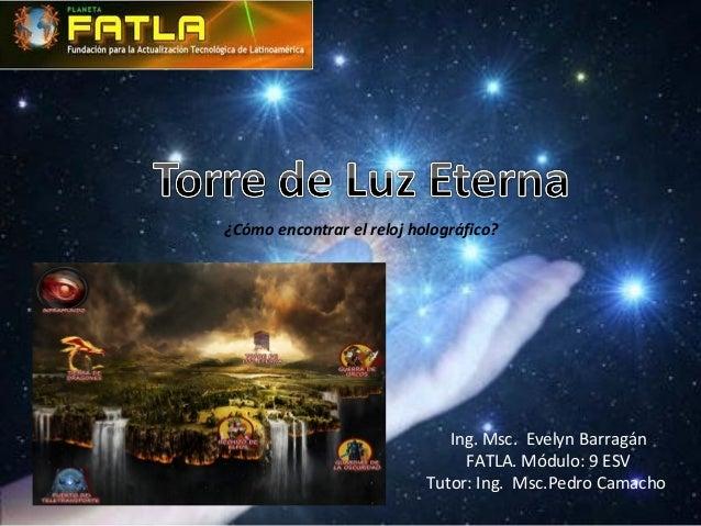 Torre de luz eterna