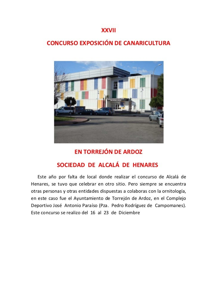 Torrejón 2011  2