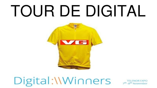 Digtial Winners 2013: Torry pedersen