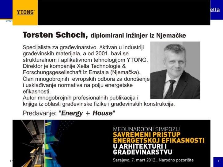 YTONG         SILKA         HEBEL         FERMACELL           FELS  Torsten Schoch ·Xella Technologie- und Forschungsgesel...