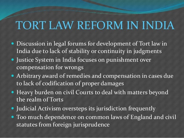 environment law in india with tort Right to live in healthy environment  this remedy is preferred over the tort action or  environmental law and policy in india, second edition, oxford.