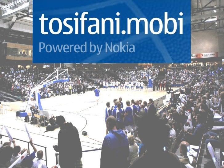 Tosi Fani.Mobi Project Summary 1
