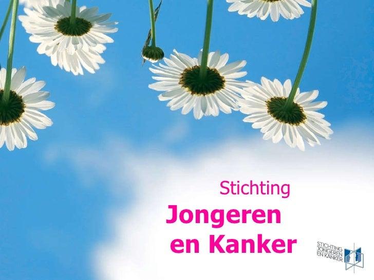 Stichting  Jongeren  en Kanker