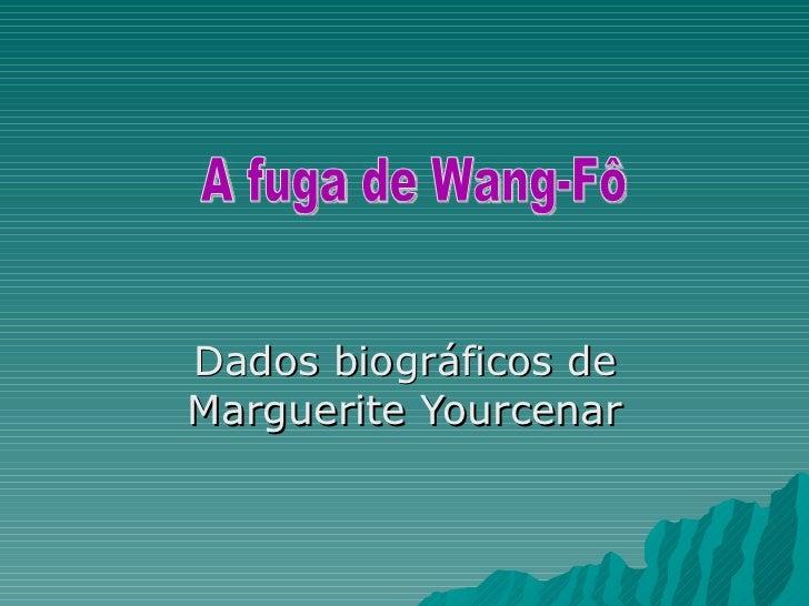 A Fuga de Wang-Fô