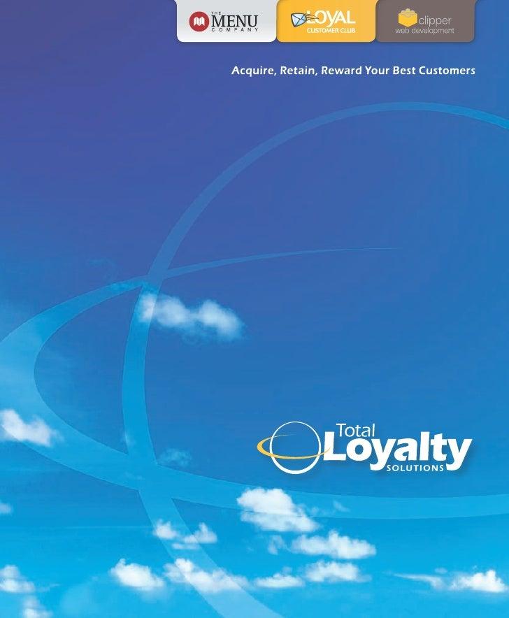 Total  Loyalty  Brochure
