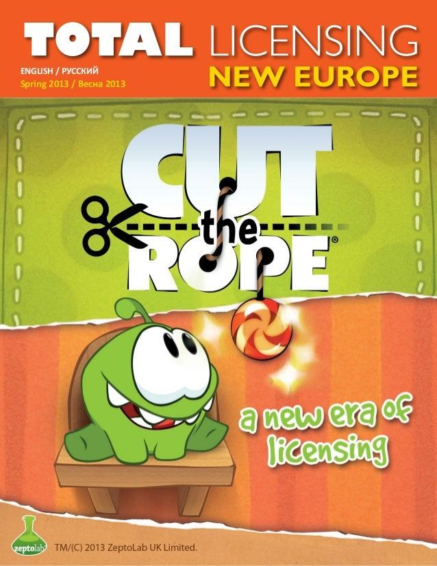 Total Licensing New Europe magazine - Spring 2013 issue
