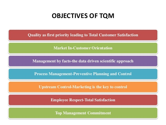 customer focus in tqm Trends in total quality management (tqm), chapter 1 successful companies understand the powerful impact customer-defined quality due to its high focus on.