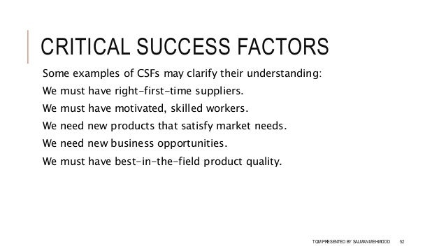 Electronic Health Records: Critical Success Factors in Implementation