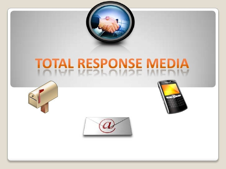 TOTAL RESPONSE MEDIA<br />